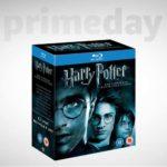 harry potter blu ray integrale prime day