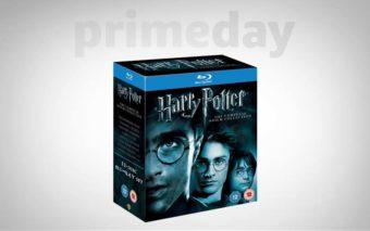 Amazon Prime Day : l'intégrale de Harry Potter 8 films en Blu-ray est à 14,82 euros seulement !