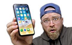 iPhone 8 : prise en main de la maquette hyper-réaliste du meilleur prototype, en vidéo