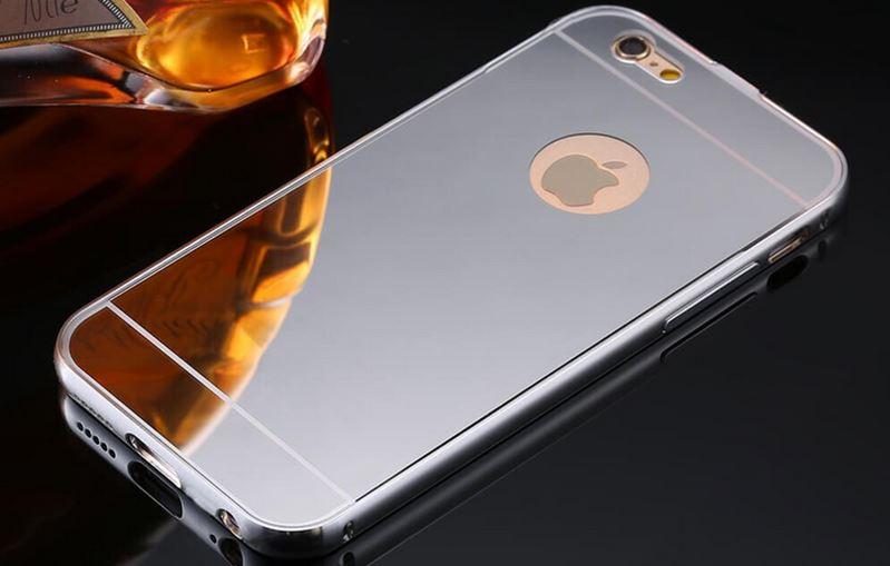 L iphone 8 serait propos en quatre coloris dont un avec for Effet miroir photo iphone