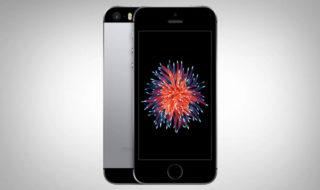 Soldes SFR été 2017 : l'iPhone SE 32 Go est à 348,99 euros au lieu de 489 euros chez Apple
