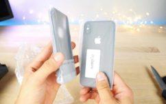 iPhone 8 hands on : prise en main d'une maquette ultra-réaliste, en vidéo