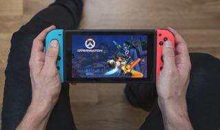 Nintendo Switch : jouer à des jeux vidéo PC sera bientôt possible, en vidéo