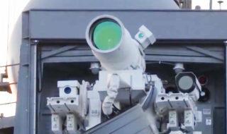 laser armee americaine