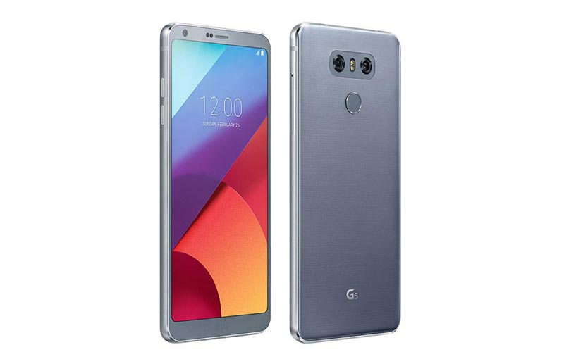 LG G6 smartphone sélection 500 euros