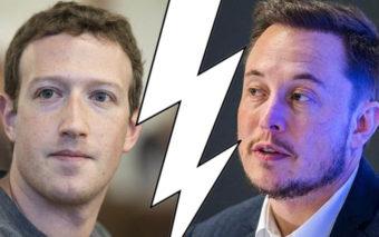 Intelligence artificielle : Elon Musk réaffirme qu'il y a danger et s'en prend à Mark Zuckerberg