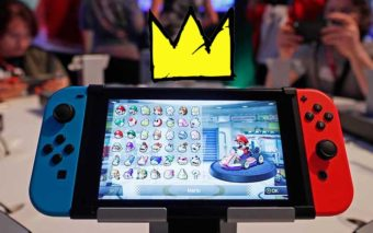 Nintendo Switch : déjà presque 5 millions de consoles vendues !