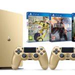 Bon plan : Pack PS4 Gold 500Go + 2ème manette + FIFA 17 + Battlefield 1 + Call of Duty: Modern Warfare