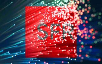 Très Haut Débit : SFR a sa propre définition de «fibre» et de «tout le territoire»