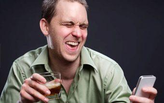 Mood Messenger : cette appli vous empêche d'envoyer des SMS quand vous êtes bourré