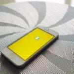 snapchat activer filtres caches