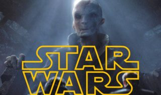 snoke star wars 8 film 2017