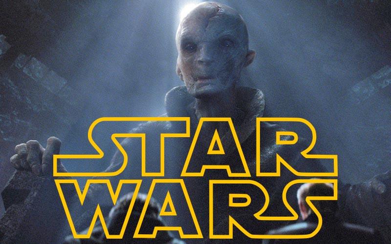 snoke star wars