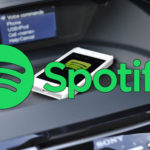 spotify mode voiture