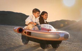 Star Wars : ce mini Landspeeder officiel à 499 dollars va vous faire craquer, en vidéo