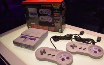 Super NES Classic Mini : voici les premières vraies photos de la console !