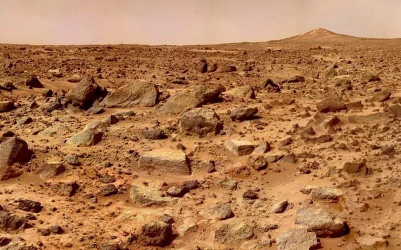 Mars : la surface de la planète rouge serait extrêmement toxique