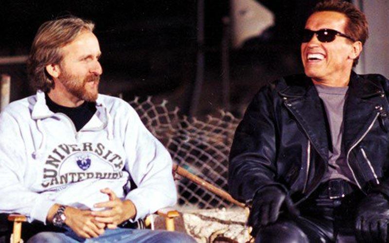 Une nouvelle trilogie signée James Cameron — Terminator