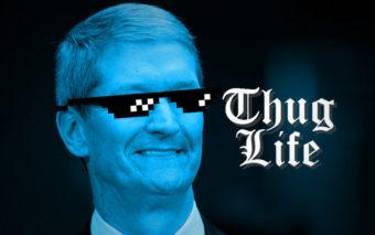 Apple : Tim Cook serait plus créatif qu'Elon Musk selon ce classement de l'IA Watson d'IBM