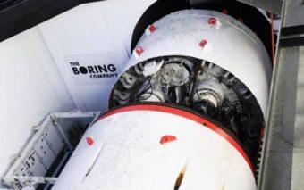 Mars : Elon Musk révèle que The Boring Company va aussi creuser des tunnels sur la planète rouge