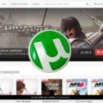 utorrent catalogue de jeux