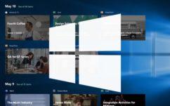 Windows 10 Fall Creators Update : Microsoft retire deux grosses nouveautés faute de temps