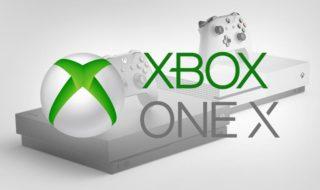 Xbox One X : en précommande à partir du 20 août pour le Gamescom ?