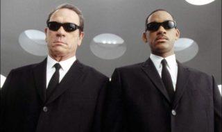 Men in black Nasa