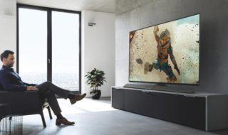 IFA 2017 : Panasonic présente une énorme TV OLED 4K de 77 pouces