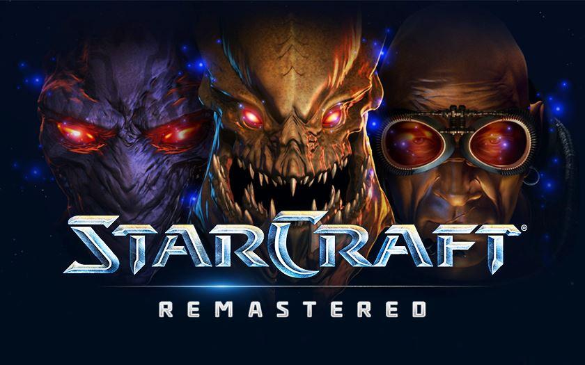 acheter starcraft remastered