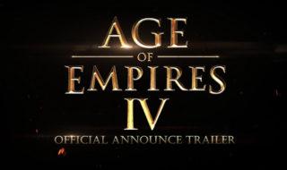 Age of Empires IV : Microsoft officialise la suite 12 ans après le 3e opus, voici le teaser