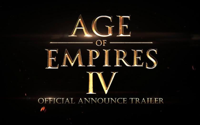 Age of Empires IV — Nouveau jeu