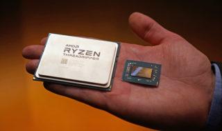 AMD surpasse Intel en vente de processeurs pour la première fois en plus de 10 ans