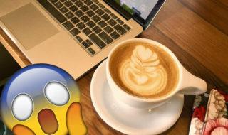 Que faire si le café ou du liquide s'est renversé sur votre PC portable