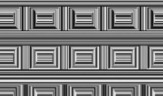 cercles illusion optique