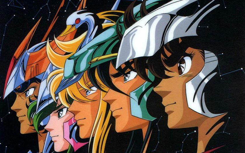 chevaliers du zodiaque netflix