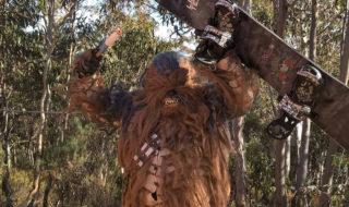 Australie : Ivre, Chewbacca se fait arrêter après avoir tabassé le directeur d'une station de ski