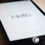 comment reinitialiser iphone