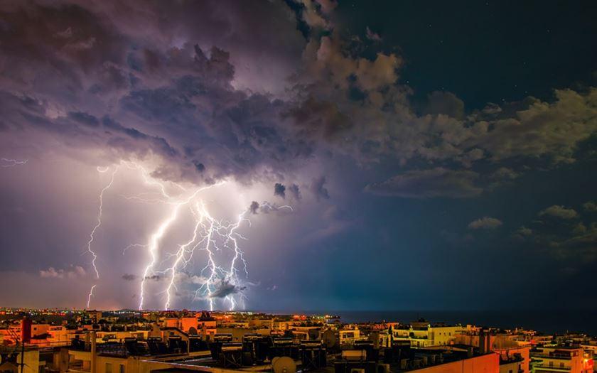 comment se proteger foudre orage