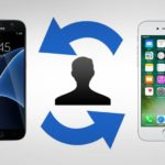 comment transferer contacts android a iphone