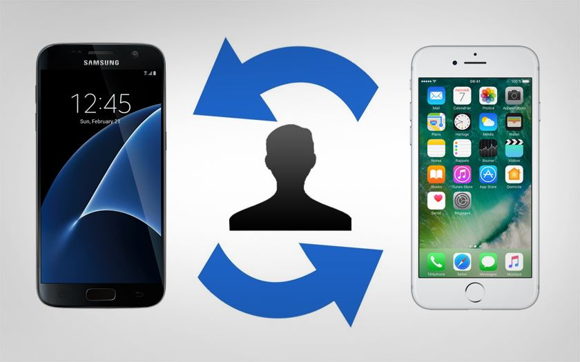 Image Result For How To Transfer Contacts From Iphone To Androida