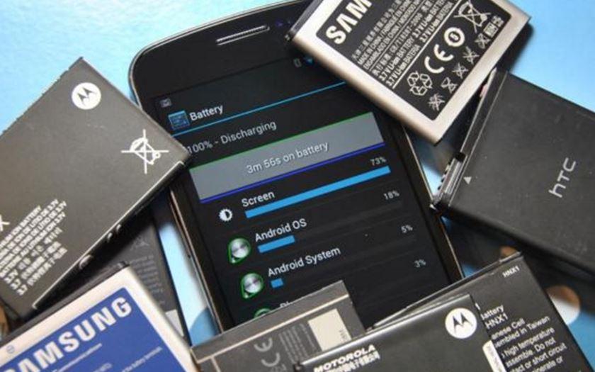 connaitre etat sante batterie smartphone
