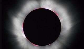 Éclipse solaire totale du 21 août 2017 : comment l'observer en streaming ce soir