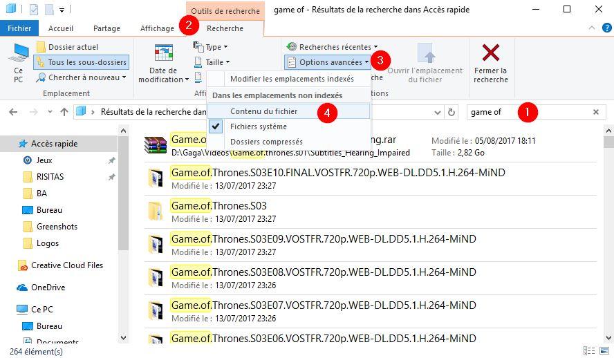 explorateur fichiers windows