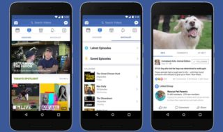 facebook devoile plateforme video