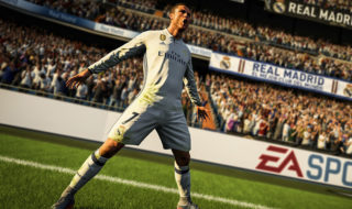 fifa 18 ea sports cristiano ronaldo real madrid