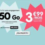 forfait sans engagement illimite nrj mobile 50 go