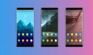 Galaxy Note 8 : un benchmark dévoile sa fiche technique avant l'heure