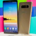 Galaxy Note 8 precommandes