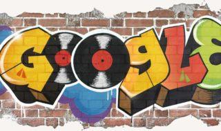 Google : un Doodle célèbre les 44 ans du hip-hop en vous apprenant à mixer comme un pro